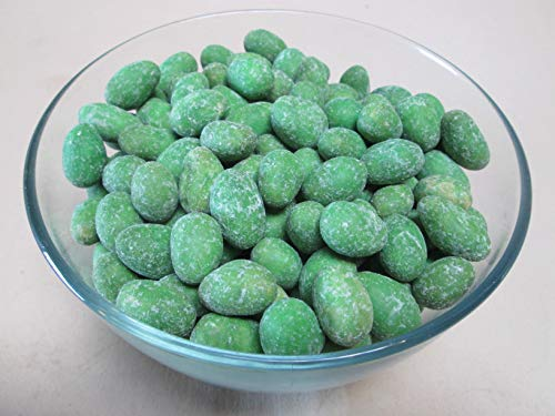 Coated Peanuts, Wasabi, Hot, 1 lbs