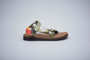 DEPA-CAB - Olive/brown