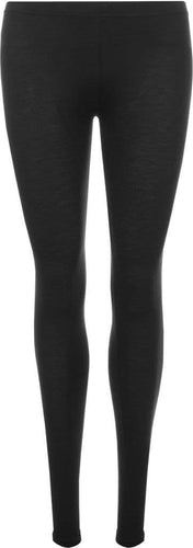 Black Basic Leggings - Topsy Curvy Ltd