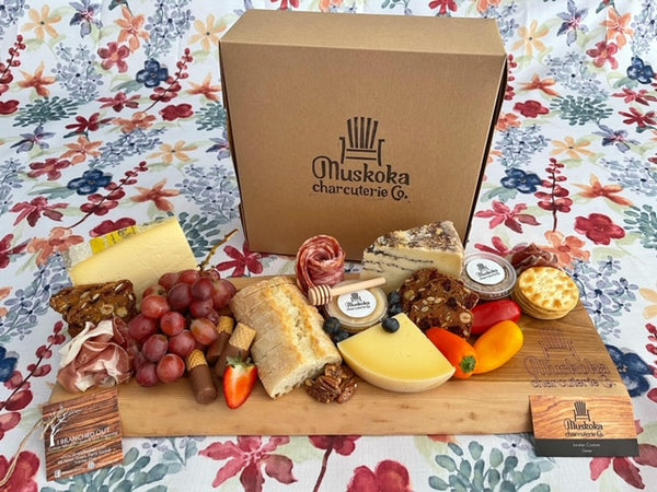 Fill your Board with  Muskoka Charcuterie Company