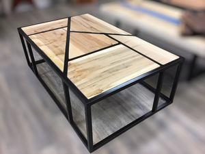 Stunning Geometric Table