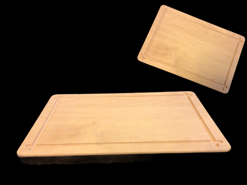 Traditional Hard Maple Cutting Board