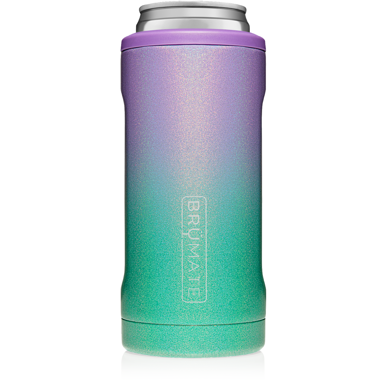HOPSULATOR SLIM (12OZ SLIM CANS) - Glitter Mermaid