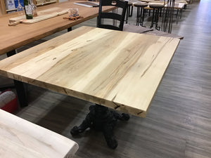 Wormy Maple Kitchenette/table with local heritage!