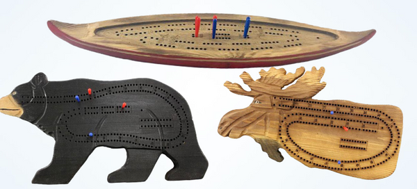 Themed Cribbage Board