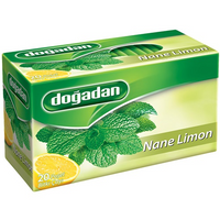 DOGADAN NANELI LIMON -Menth Citron- 20pc