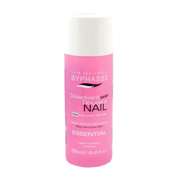 Byphasse Aseton -  Nail Polish Remover Essential 250 ml