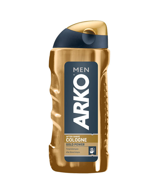 Arko Men Tıraş Kolonyası Gold Power 250ml
