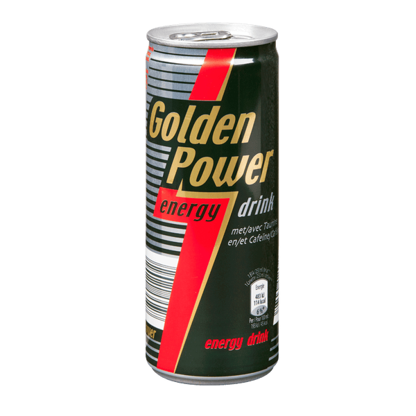 Goldenpower Enerji İçeceği 200ml