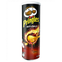 Pringles Hot & Spicy 200 gr