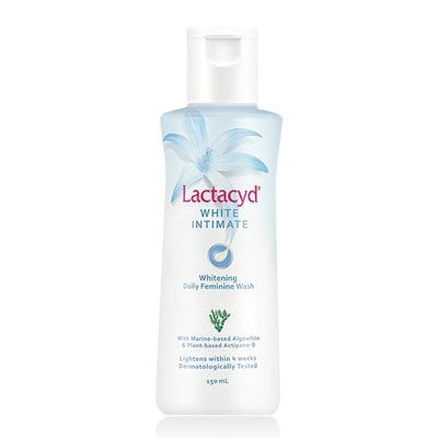 Lactacyd Daily Feminine Intimate Cleansing - White Intimate 60ml