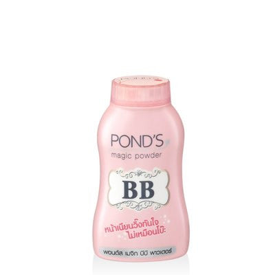 Ponds Magic Powder BB Double UV Protection 50g (Pack of 2)