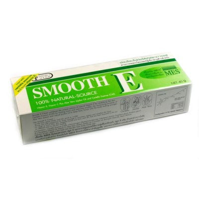 Smooth E Cream With Vitamin E and Aloe Vera 100g