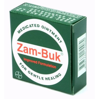 Zam-Buk Medicinal Cream Ointment 36g (Pack of 3)