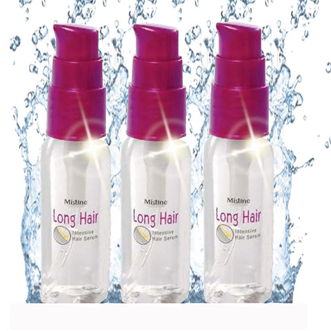 Mistine Long Hair Intensive Growth Serum 20ml (Pack of 3)