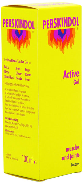 Perskindol Active Gel Muscles and Joints - 100ml