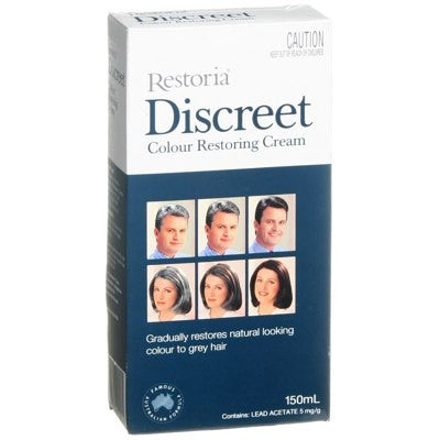 Restoria Discreet Colour Restoring Cream 250ml