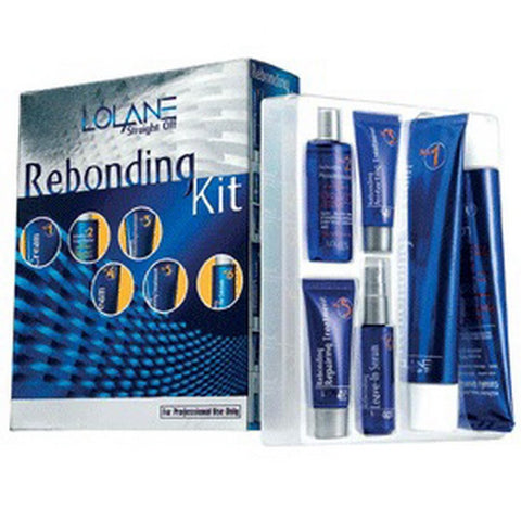 Lolane Straight Off Hair Rebonding Straightening Cream