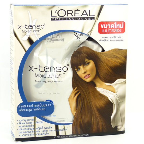 L'oreal X-tenso Straightening Cream - Very Resistant Hair - 250ml