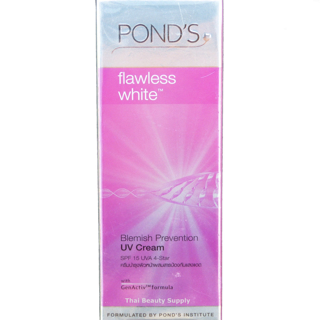 Ponds Flawless White - Blemish Prevention UV Cream - 50gm