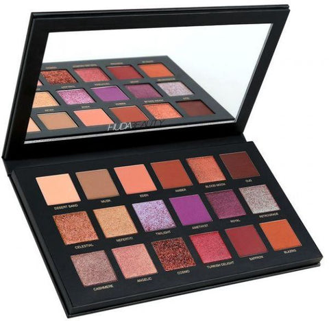 Huda Beauty - Desert Dusk Eyeshadow Palette