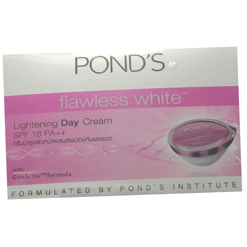 Pond's Flawless White Lightening Day Cream SPF18 - 50g