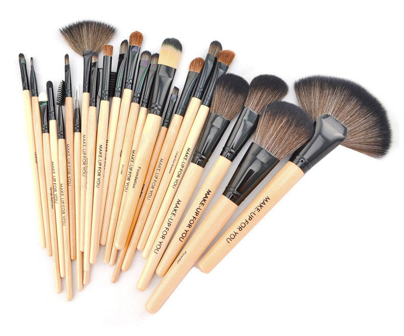 Make Up For You 24 Pcs Professional Makeup Brush Set
