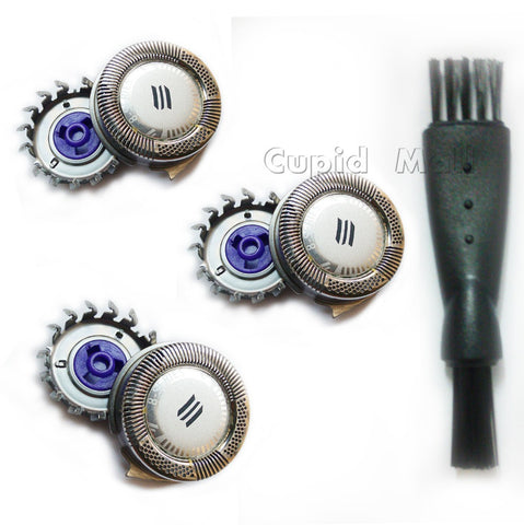 Philips Norelco HQ Series Replacement Cutters and  Brush