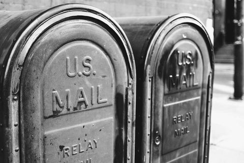 U.S. mail is the most sustainable shipping option