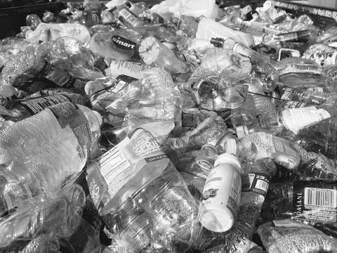 Plastic packaging and single use bottles