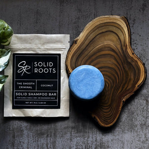 Solid Shampoo for Curly, Coily, Dry or Damaged Hair