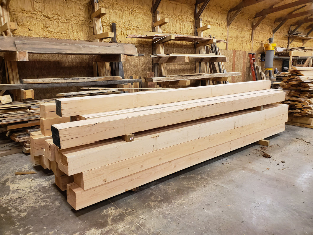 Square Timbers