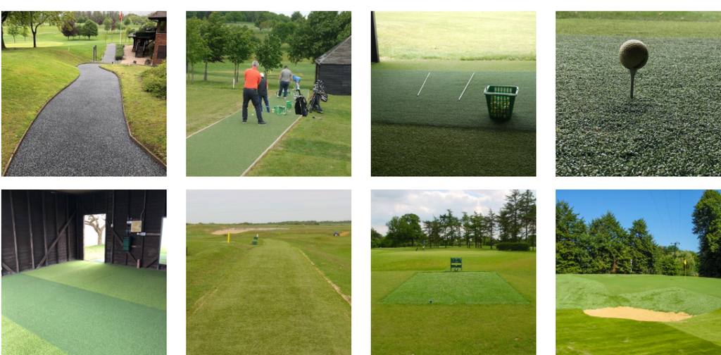 Rochester and Cobham Golf Club Surfacing