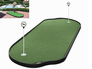10-Panel Tour Links Putting Green - Supreme-Golf