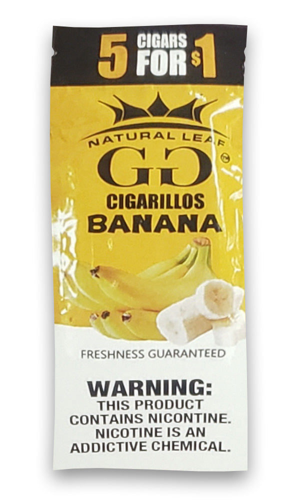 Cigarillos Banana
