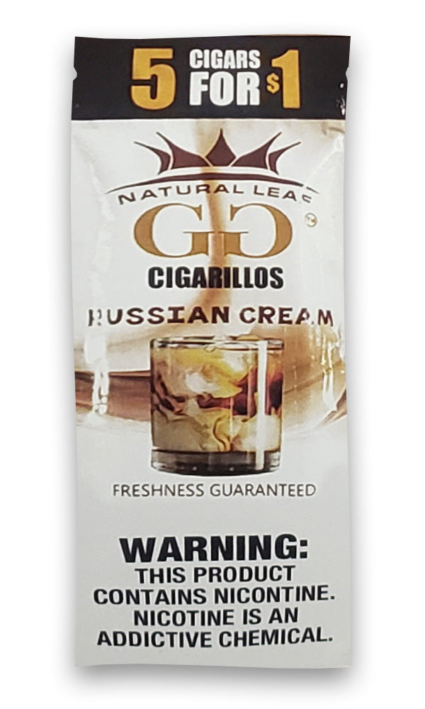 Cigarillos Russian Cream