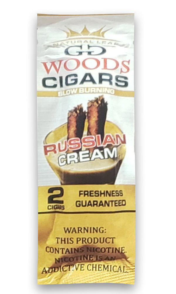 GG Russian Cream Cigar