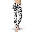 Jack Skelington Leggings