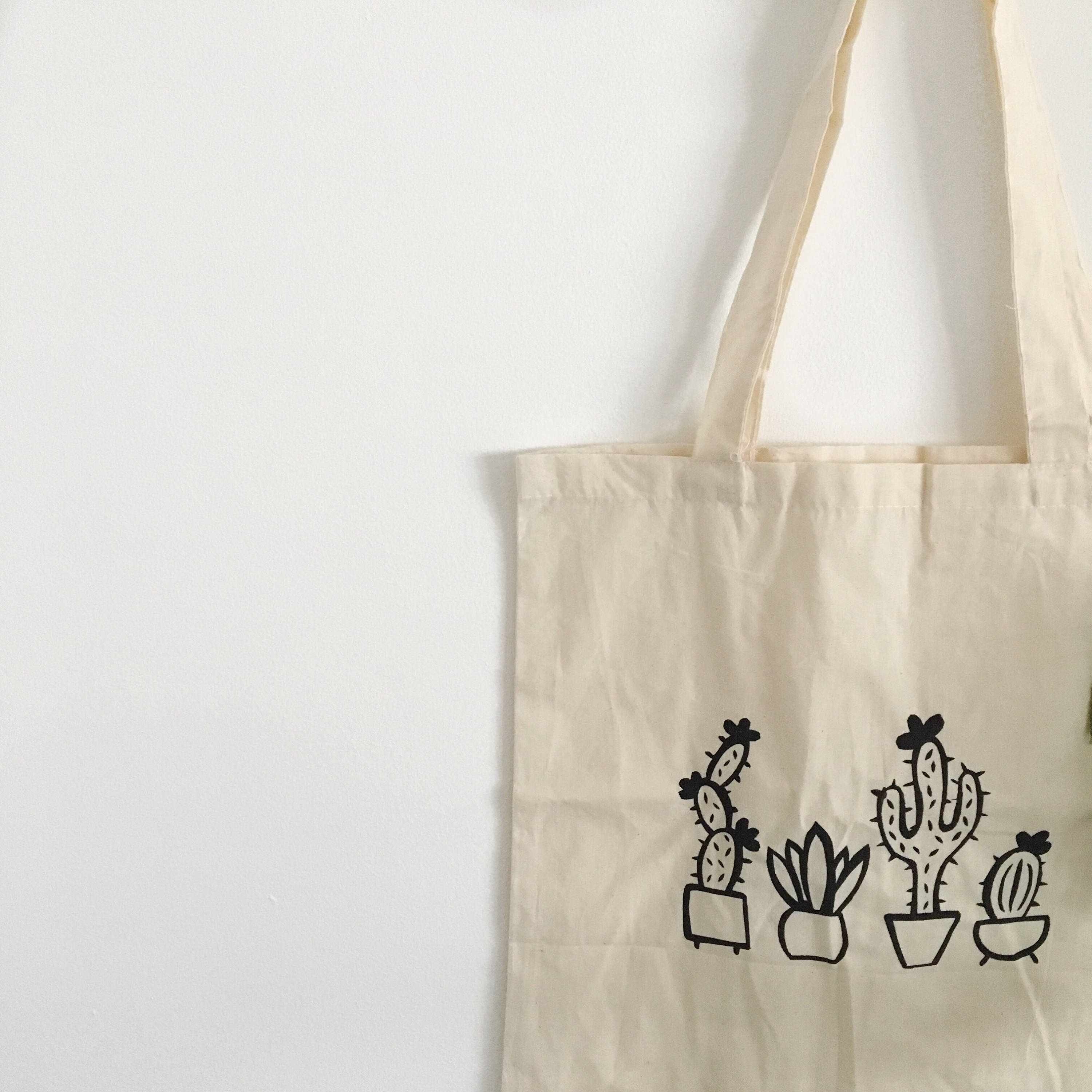 Millie Cotton Tote Bag