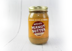 Berke's  Peanut Butter With Organic Honey