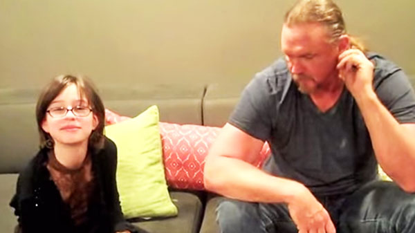 Trace adkins Songs | Cute 11-year-old Girl Interviews Trace Adkins (WATCH) | Country Music Videos