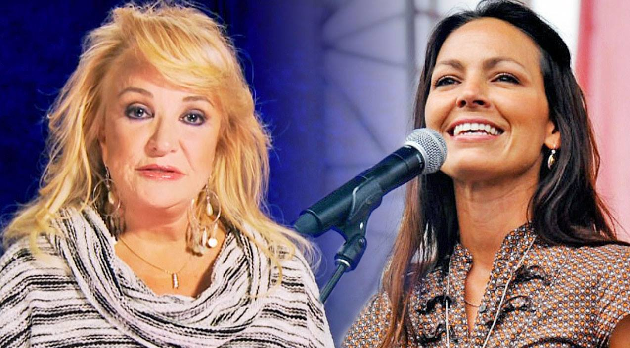Tanya tucker Songs | Tanya Tucker Fights Back Tears In Special Message For Joey Feek | Country Music Videos