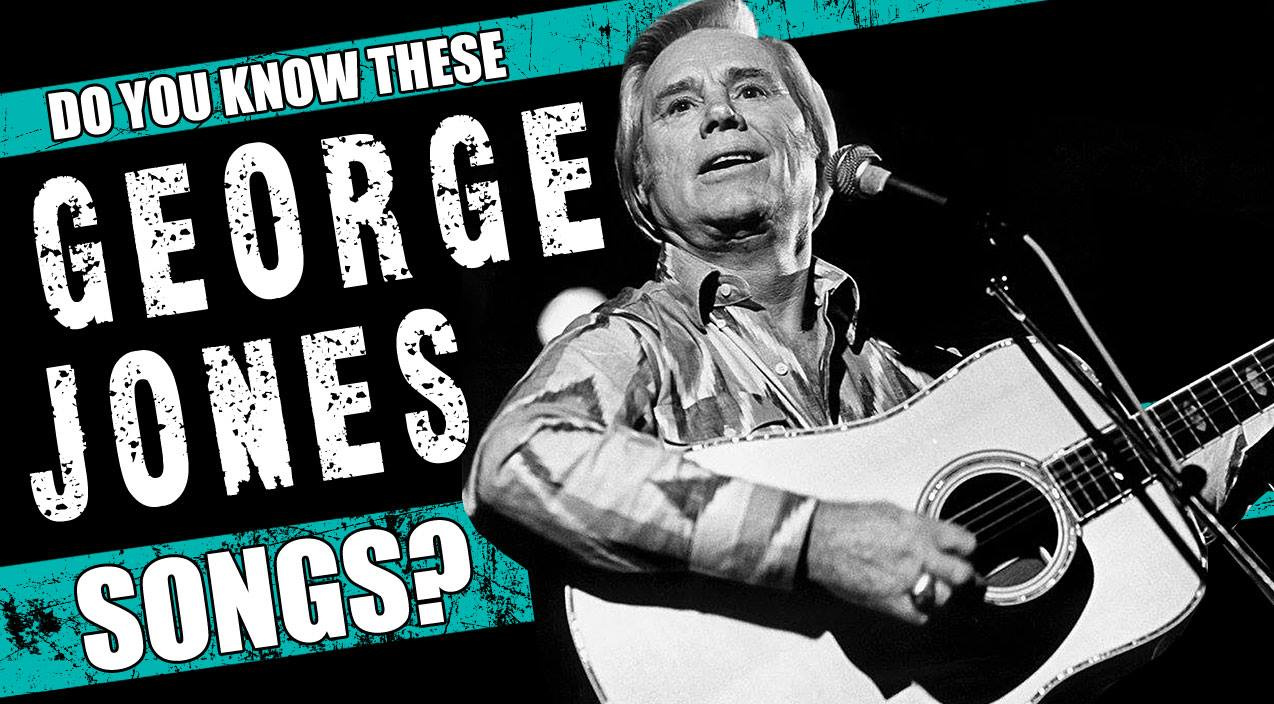 Quiz Songs | Do You Know These George Jones Songs? (Quiz) | Country Music Videos