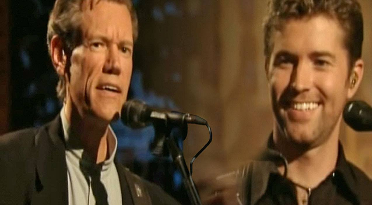 Randy travis Songs | Randy Travis & Josh Turner Team Up For Unreal 'Forever And Ever, Amen' Duet | Country Music Videos