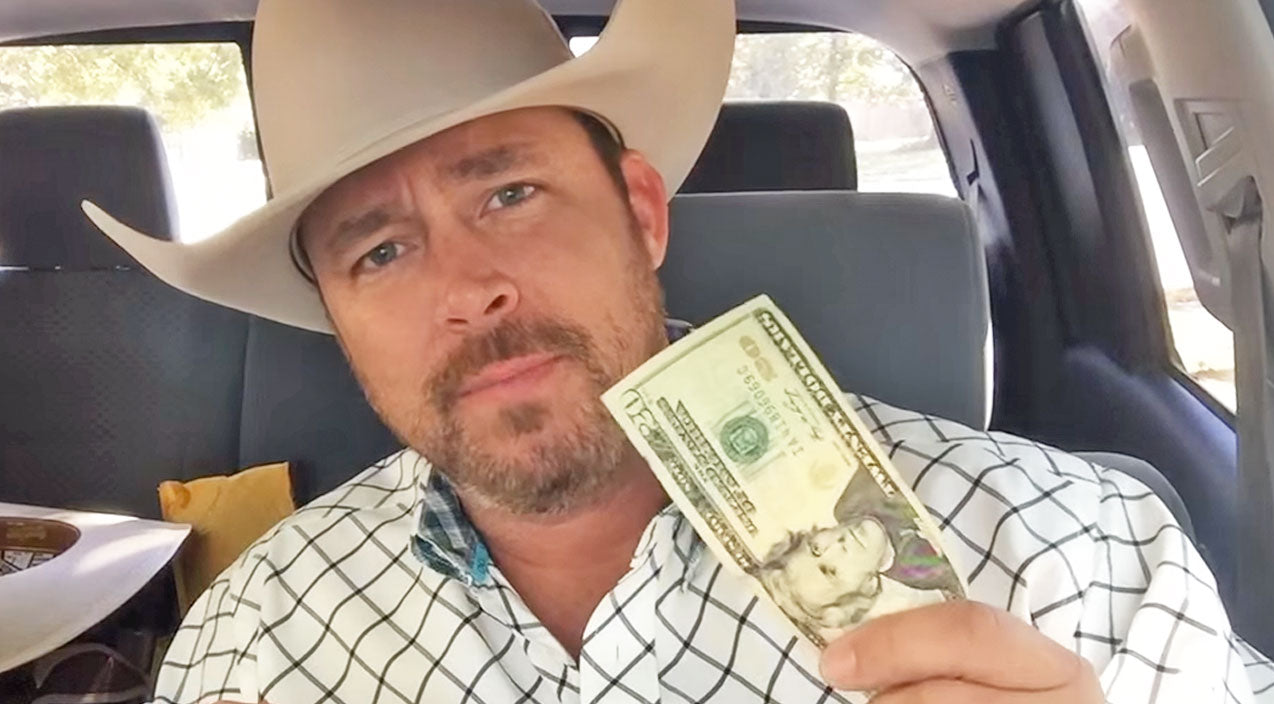 Chad prather Songs | You'll Never Believe What The 'Ranting Cowboy' Compares Twenty Dollars To! | Country Music Videos