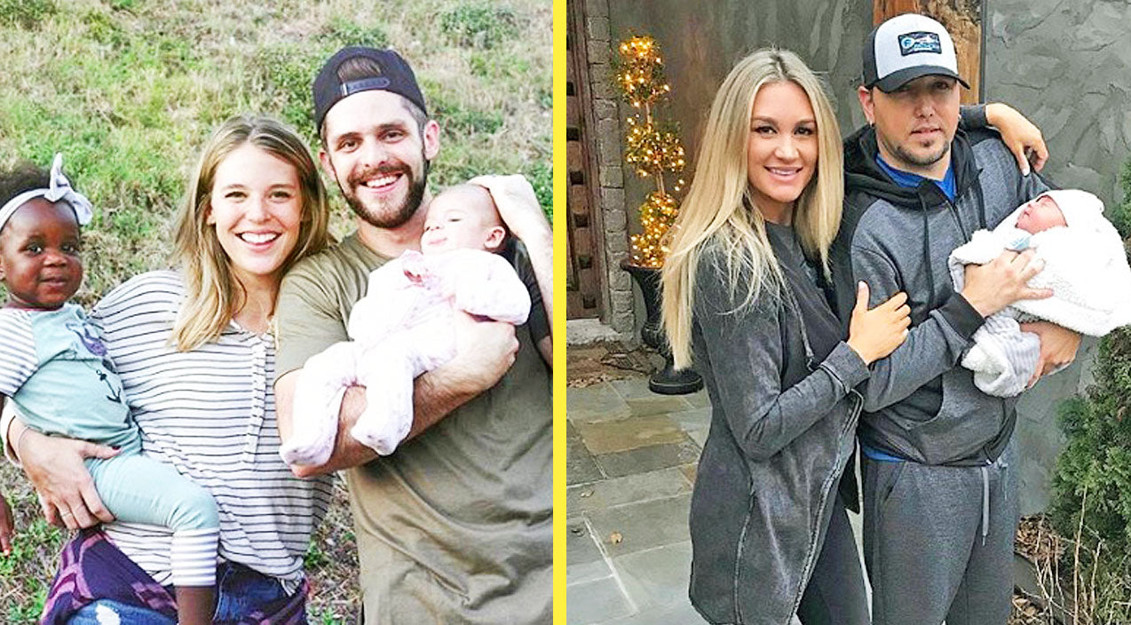 Modern country Songs | Get Ready To Go Gaga Over Some Photos Of Country Music Babies Welcomed In 2017 | Country Music Videos