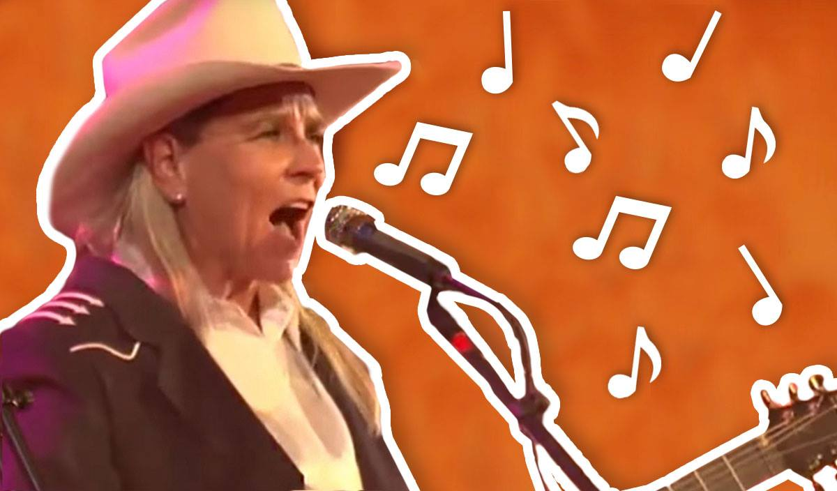 Jett williams Songs | Hank Williams' Daughter Jett Makes Him Proud With Toe-Tappin' Version Of 'Jambalaya' | Country Music Videos