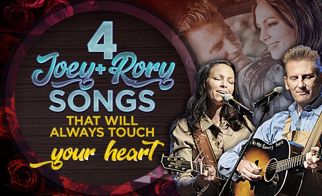 Joey + rory Songs | 4 Joey + Rory Songs That Will Always Touch Your Heart | Country Music Videos