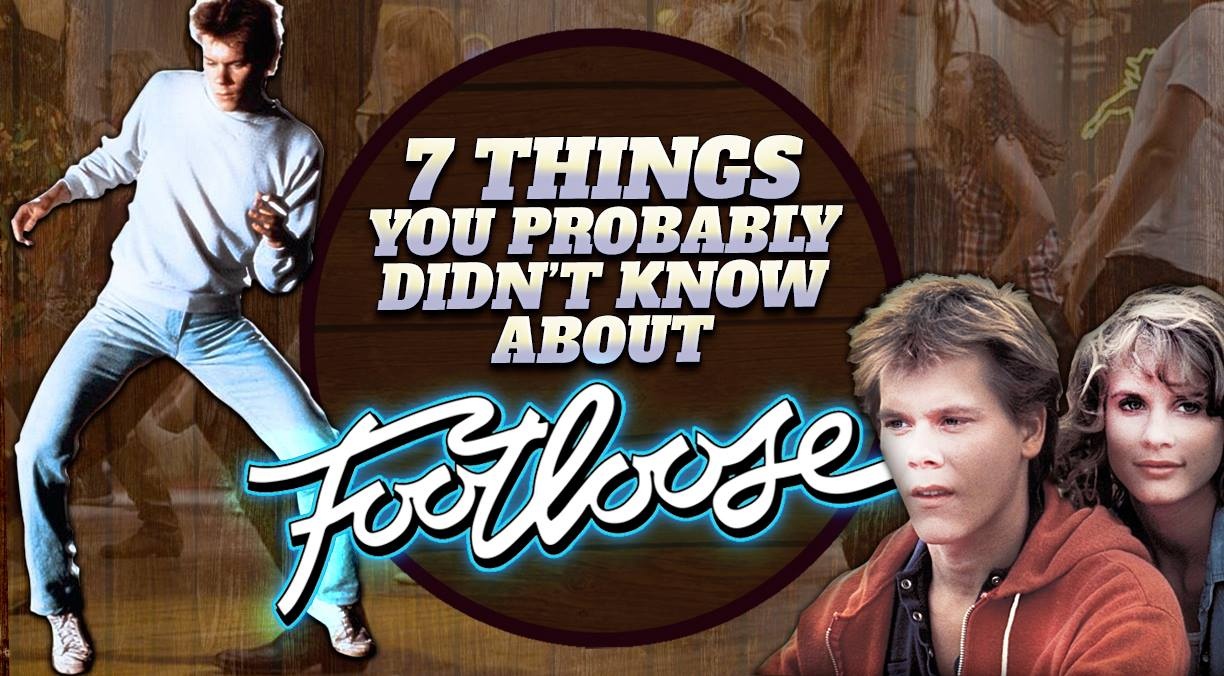 Kenny loggins Songs | 7 Things You Probably Didn't Know About 'Footloose' | Country Music Videos