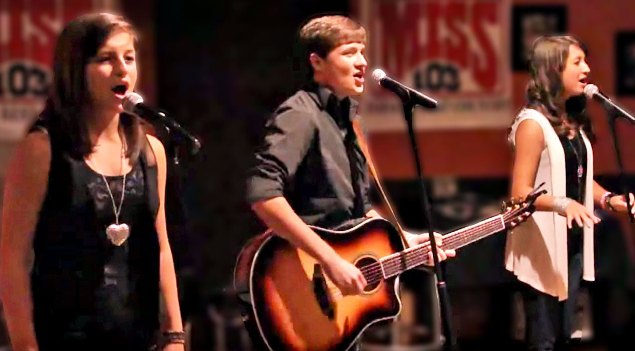 The eagles Songs | Young Siblings Honor The Eagles With Bone-Chilling 'Seven Bridges Road' Performance | Country Music Videos